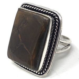 Sterling Septrine Ring